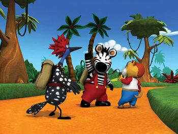 13 épisodes de la série animée Zigby maintenant disponibles dans le Studio 100 GO Pass