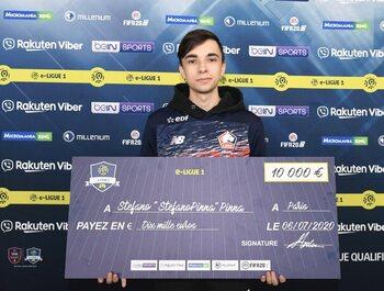 Belg is Frans kampioen van de e-LIGUE 1 op PS4