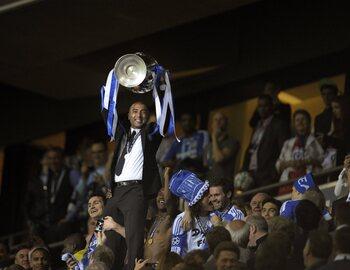 Roberto Di Matteo: de Champions League winnen met Chelsea… en dan vergeten worden