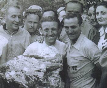 Alex Close, van de koolmijnen naar glorie in de Dauphiné