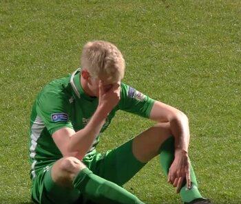 """Lommelse youngster beleeft horrordebuut: """"Zo moeten invallen was natuurlijk geen cadeau"""""""