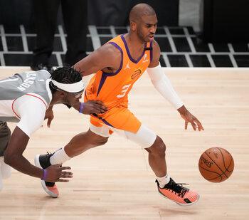Un énorme Chris Paul emmène les Suns en Finales NBA pour la première fois depuis 1993