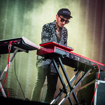 Oscar And The Wolf - Werchter Boutique