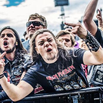 Graspop Metal Meeting, 21-06-2018, Sfeer - Parc du festival, Dessel