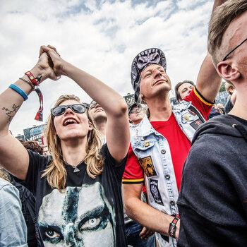 Graspop Metal Meeting 2018, Rode Duivels - Parc du festival, Dessel