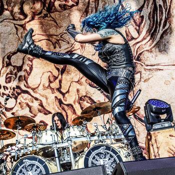 Arch Enemy - Festivalpark, Dessel