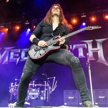 Megadeth - Graspop Metal Meeting 2018