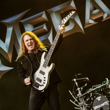 Megadeth - Festivalpark, Dessel