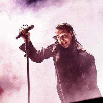 Marilyn Manson - Festivalpark, Dessel