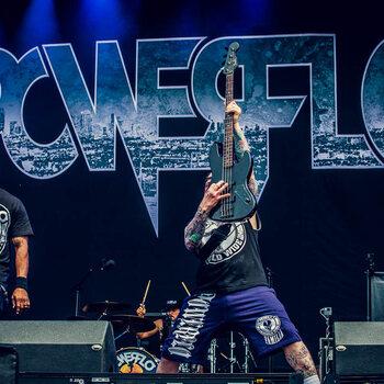 Powerflo - Graspop Metal Meeting 2018