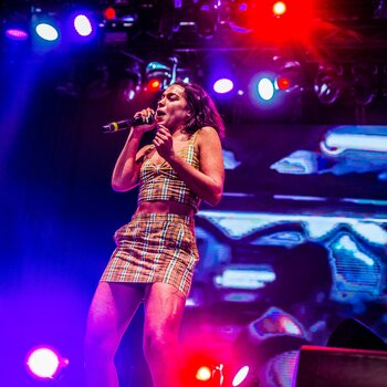 Princess Nokia - Festivalsite, Dour