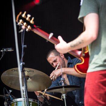 Ryley Walker & Band - Cactusfestival 2018