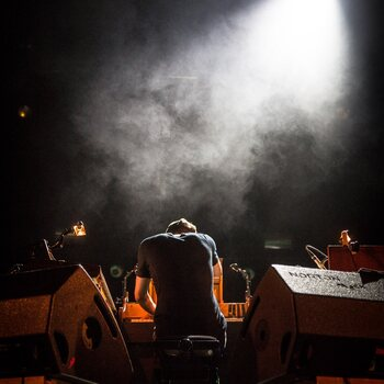Nils Frahm - Cactusfestival 2018