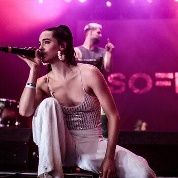 Sofi Tukker - Pukkelpop 2018