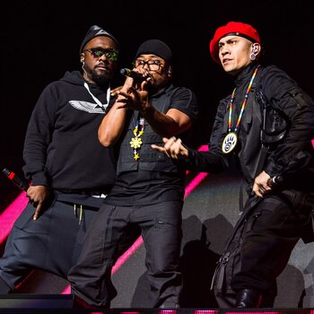 Black Eyed Peas - Vorst Nationaal, Brussel