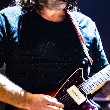 The War On Drugs - Sportpaleis, Anvers