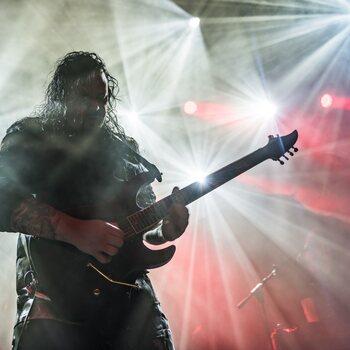Evergrey - Trix, Antwerpen