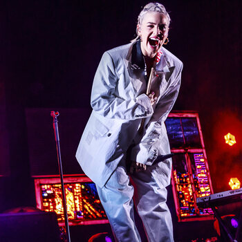 Anne-Marie - Lotto Arena, Anvers