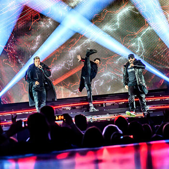Backstreet Boys - Sportpaleis, Anvers