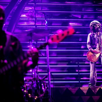 Lenny Kravitz - Palais 12, Bruxelles