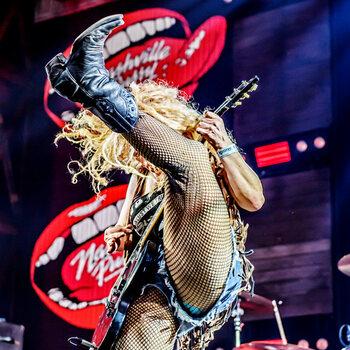 Nashville Pussy - Parc du festival, Dessel