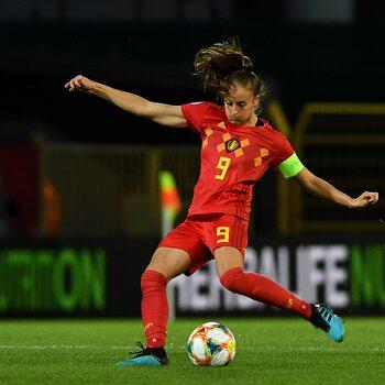 """Tessa Wullaert ziet Flames """"volwassen wedstrijd"""" spelen"""