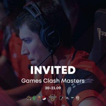 Syman (avec un Belge dans leur rang) remplace AVANGAR aux Games Clash Masters