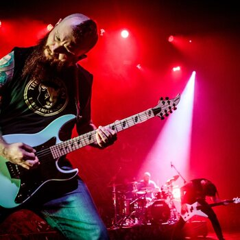 Killswitch Engage - Ancienne Belgique, Brussel