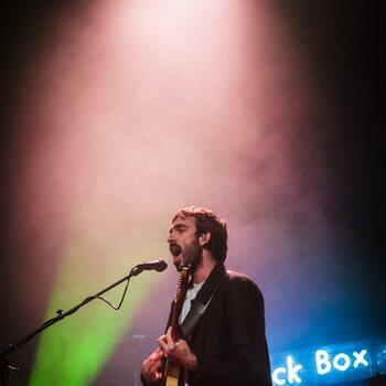 Black Box Revelation @ De Roma, Antwerpen