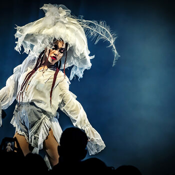 FKA twigs - Cirque Royal, Bruxelles