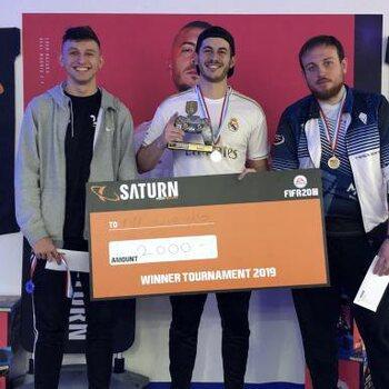Saturn Belval FIFA 20 Cup : les résultats du Standard de Liège et du Royal Excel Mouscron