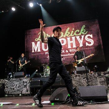Dropkick Murphys @ Vorst Nationaal, Brussel