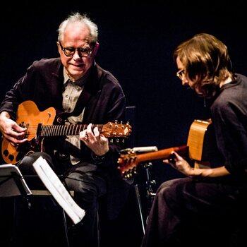 Bill Frisell & Mary Halvorson @ Handelsbeurs, Gent