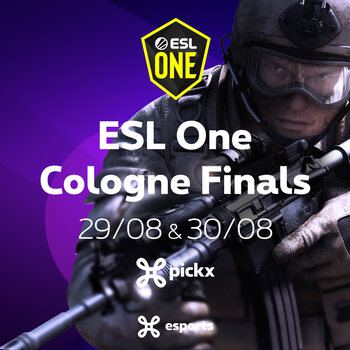 Eindfase ESL One Cologne – Preview Live