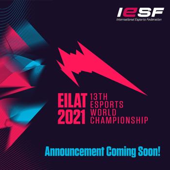IESF onthult haar kalender en games voor de 13e World Championships