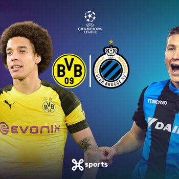 Dortmund - Club Brugge