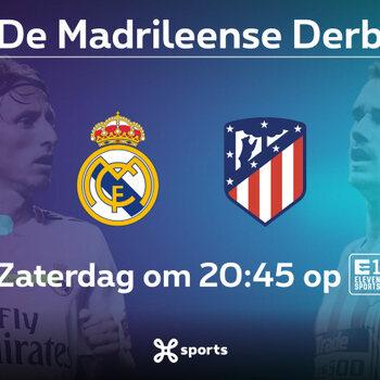 Real - Atlético derby