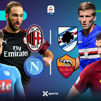 affiches Serie A