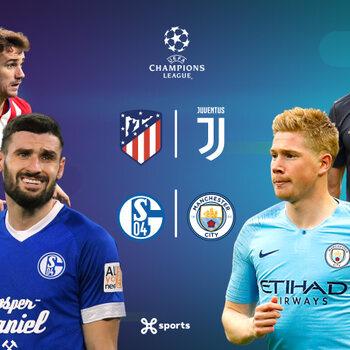 Schalke 04 - Manchester City