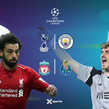 Champions League kwartfinales