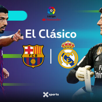 clasico real barcelone madrid