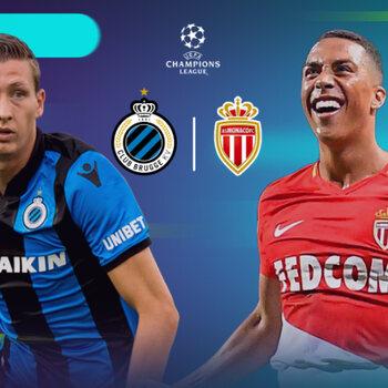 Club Brugge - Monaco