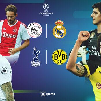 Champions League Tottenham - Dortmund