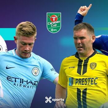 halve finales League Cup