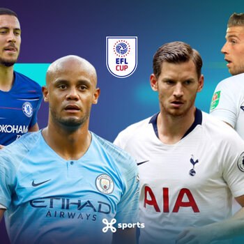 League Cup kwartfinales