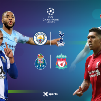 Champions League kwartfinales