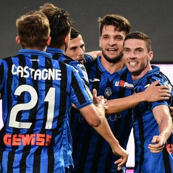 Castagne Atalanta Serie A Ligue des champions outsider