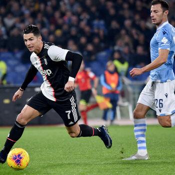 Juventus versus Lazio