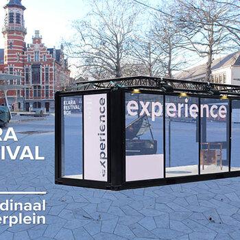 Klarafestival Box