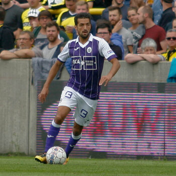 Messoudi- Beerschot - Tom Bergs